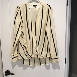 RAG & BONE SILK BLOUSE
